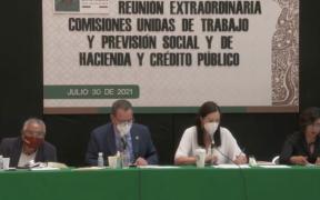 Avanza en comisiones de Diputados la aprobación de extensión para aplicación de outsourcing