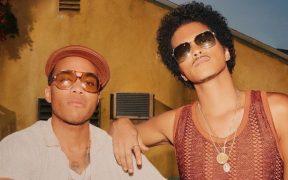 'Skate', la nueva canción de Bruno Mars con el proyecto Silk Sonic