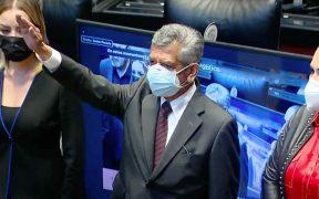 Roberto Salcedo rinde protesta como titular de la SFP tras ser ratificado por el Senado