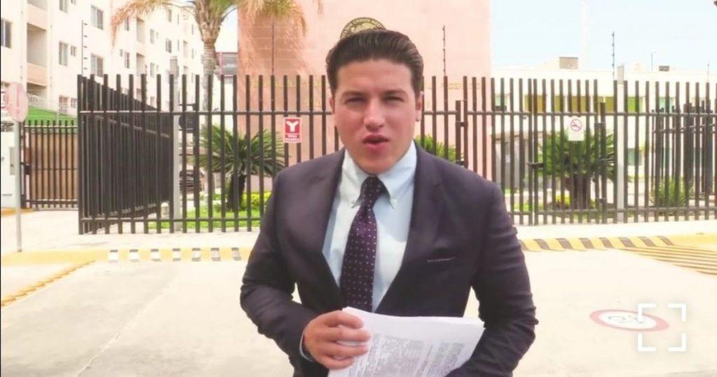 Samuel García demanda ante el TEPJF la multa de 55.6 mdp que le impuso el INE
