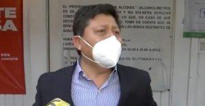 """""""No soy un briago"""", dice diputado de Morena al salir de arresto en el Torito"""