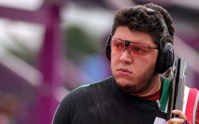 Jorge Orozco tuvo una buena experiencia en tiro individual, no así en mixtos. (Foto: Reuters).