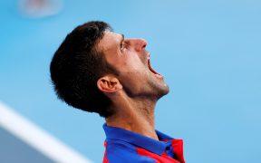Djokovic deja Tokio con muchas dudas y cero medallas. (Foto: EFE).