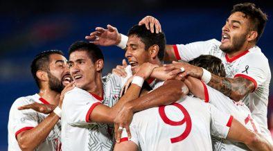 Gracias a su contundencia, México pudo celebrar seis veces ante Corea. (Foto: Mexsport).