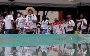 CNDH apoyará a madres de Tamaulipas en búsqueda de restos en predio ligado a Cártel del Golfo