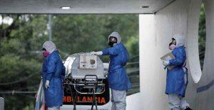 Alcanza México 2 millones 848 mil contagios de Covid-19; reporta 450 muertes en un día