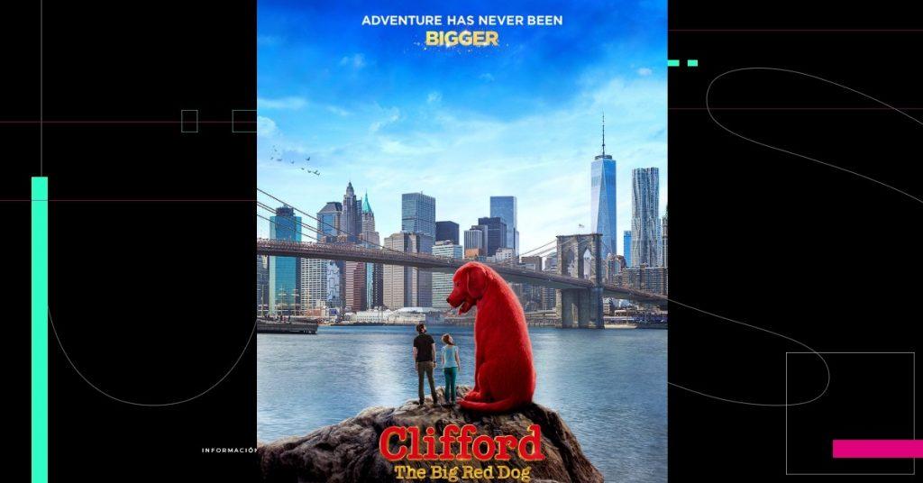 'Clifford The Big Red Dog' cambia su fecha de lanzamiento por preocupaciones por la variante Delta