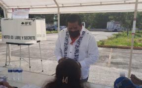 Falta de difusión por parte del INE provocó baja participación en consulta popular: Félix Salgado Macedonio