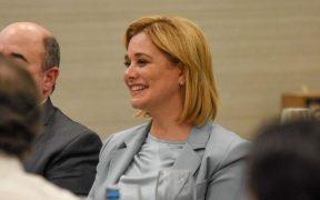 Maru Campos, gobernadora electa de Chihuahua, da positivo a Covid-19