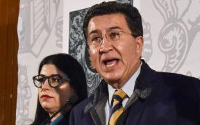 """""""La consulta nació muerta y el propio AMLO anunció que no iba a votar"""", acusa el vicecoordinador de diputados del PRI"""
