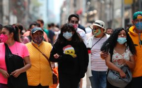 México supera las 241 mil muertes por Covid-19; suman 2 millones 854 mil contagios