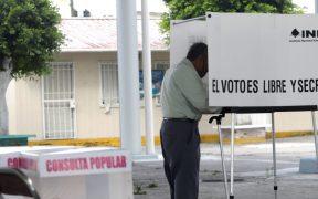 """PAN, PRI y PRD coinciden en """"fracaso"""" de consulta popular; llaman al gobierno a trabajar en el presente"""