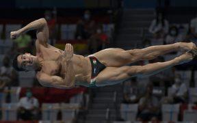 Pacheco ofreció una gran demostración y logró buenos saltos. (Foto: Mexsport).