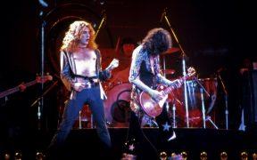 Preparan documental de Led Zeppelin