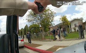 Policía de Los Ángeles asesina a tiros a joven latino frente a su familia