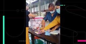 INE rechaza contar votos de urna que fue rellenada por funcionarios de casilla; presenta denuncia ante MP