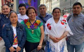 Migrantes indígenas crean consejo de pueblos en Nueva York ante la crisis provocada por la Covid-19