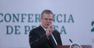 México dialoga con la UE para viajar a la región sin necesidad de una vacuna aprobada: Marcelo Ebrard