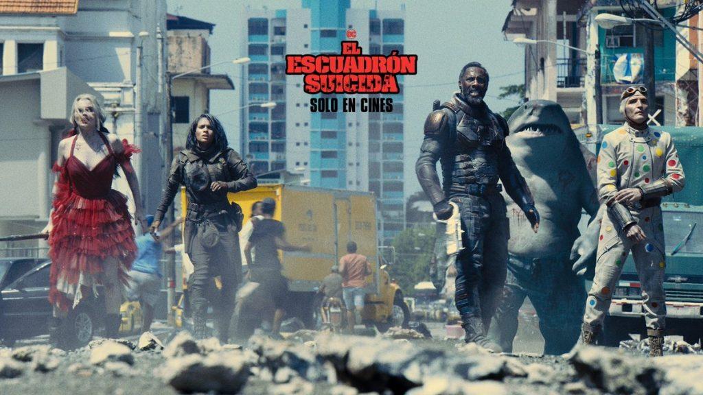 'Escuadrón suicida', 'Sin señas particulares', 'Free Guy', los estrenos en cine durante agosto