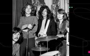 El Festival de Venecia agrega el documental musical 'Becoming Led Zeppelin' a su cartel
