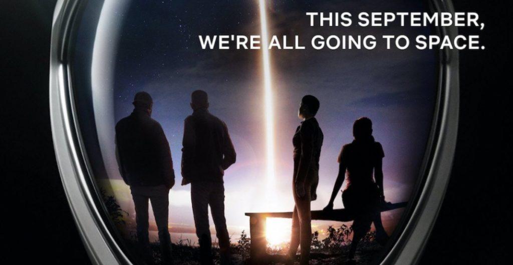 El equipo de 'The Last Dance', de Netflix, documentará la primera misión civil en orbitar la Tierra