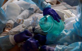 Hospitalizaciones por Covid en EU vuelven a niveles de invierno por variante Delta