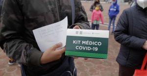 Tratamiento Covid de la CDMX