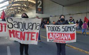 Autoridades niegan existencia de orden de aprehensión contra Adriana Urrea: SutNotimex