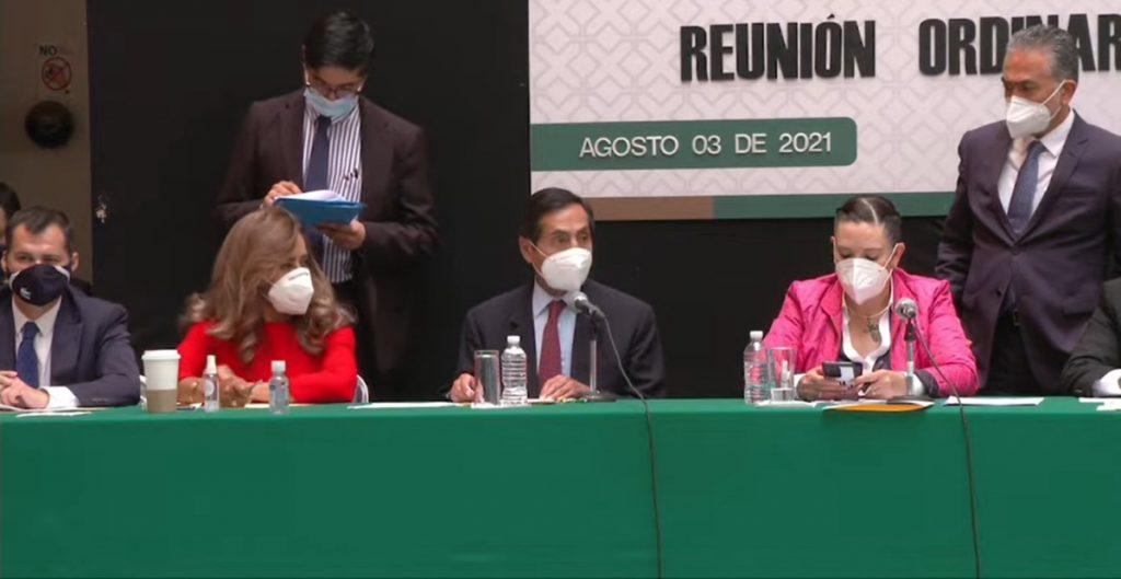 Ramírez de la O descarta aumento de impuestos en 2022 al comparecer en San Lázaro; Comisión de Hacienda aprueba su nombramiento