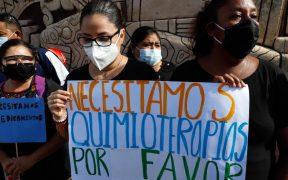 familiares-menores-cancer-denunciaran-fgj-cdmx-abuso-autoridad-protesta-palacio-nacional