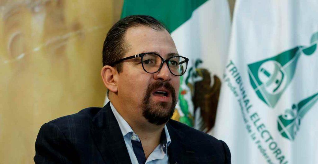 Cinco magistrados piden a Vargas reanudar sesión del TEPJF en la que solicitaron evaluar su gestión como presidente