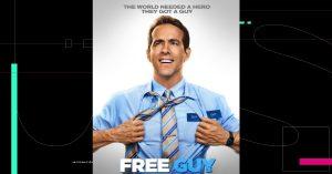 A una semana del estreno de 'Fee Guy', la cinta de Ryan Reynolds donde interpreta a un personaje secundario de videojuego