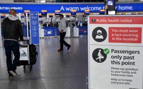 Mexico en lista roja de Reino Unido por aumento de contagios Covid-19