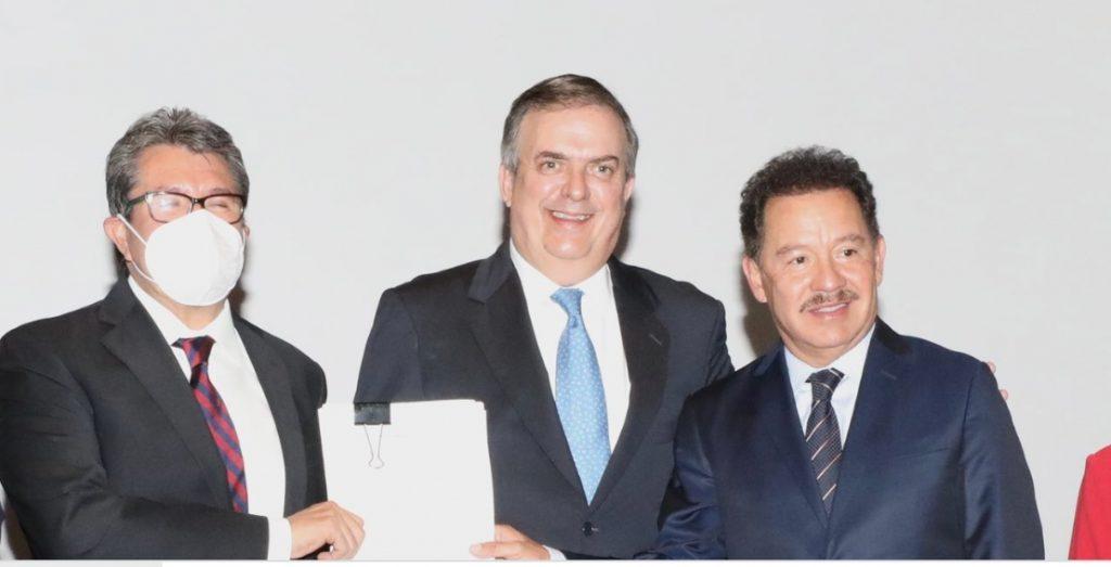 El Congreso acompañará demanda del gobierno de México a compañías de armas de EU, afirma Mier