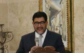 """""""La ciudadanía exige jueces independientes e imparciales"""", dice Reyes Rodríguez al rendir protesta como presidente del TEPJF"""