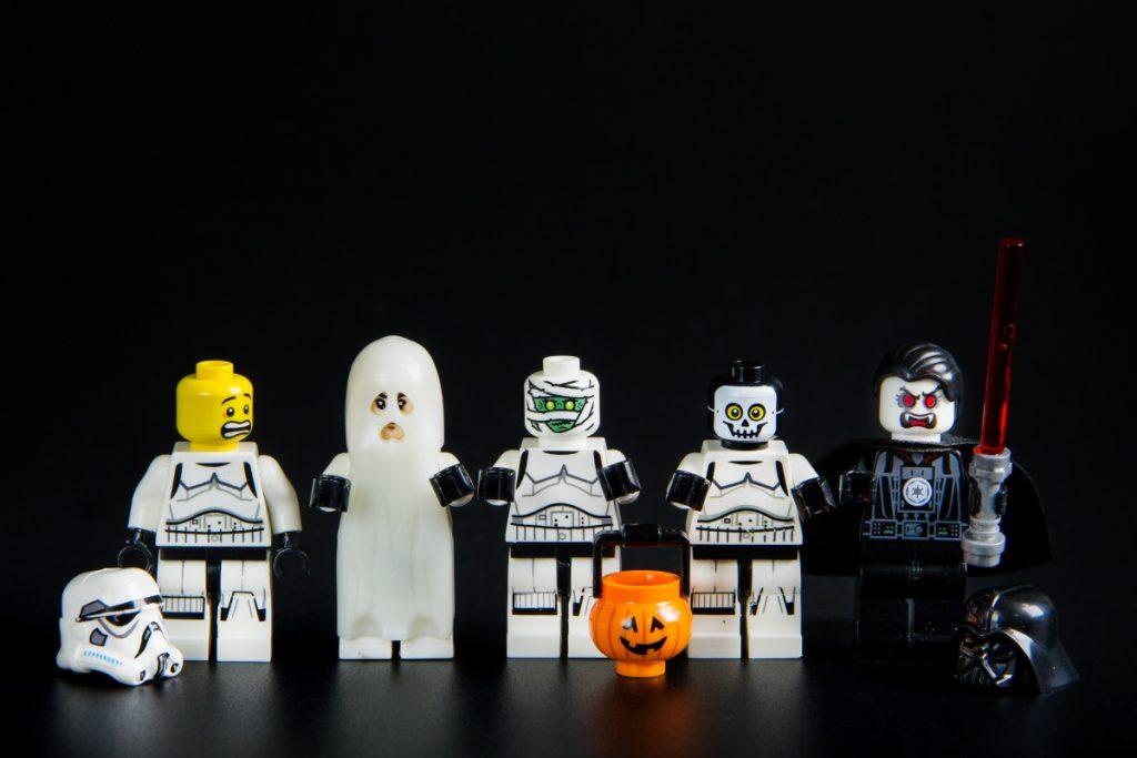 Star Wars y LEGO anuncian un especial para Halloween de Disney+
