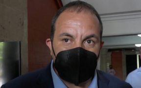 Graco dejó al fiscal de Morelos para que lo protegiera, acusa Cuauhtémoc Blanco
