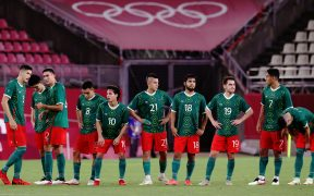 México disputará la medalla de bronce dos horas antes de lo programado. (Foto: Reuters).