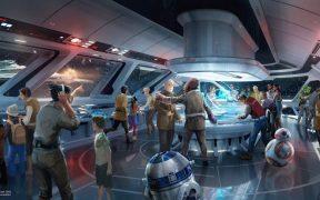 Esto es lo que te costará hospedarte en el exclusivo hotel de Star Wars en Walt Disney World