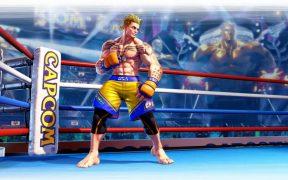 """Luke completa el elenco de """"Street Fighter V"""", que llega en noviembre"""