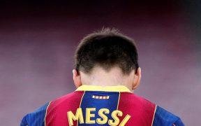 El adiós de Messi conmocionó al mundo entero. (Foto: Reuters).