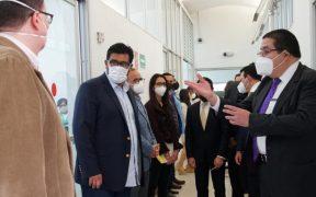 Comienzan entrega de la Secretaría General de Acuerdos en TEPJF tras destitución de Vargas