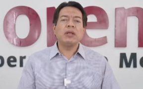 """Delgado urge a Congreso realizar una reforma al TEPJF por """"descomposición de los órganos electorales"""""""