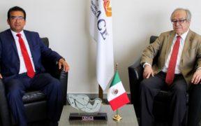 AMLO designa a Ricardo Octavio Mota como nuevo director del CENACE