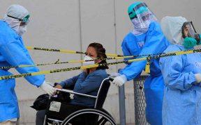 Acumula México 244 mil 248 muertes por Covid-19; registra más de 500 decesos en un día