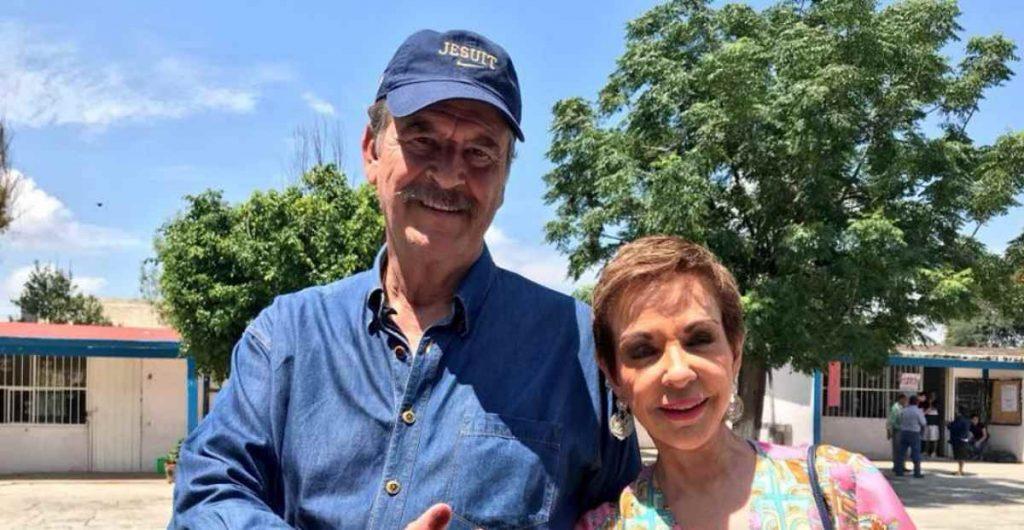 Hospitalizan a Vicente Fox y a su esposa Marta Sahagún por Covid