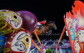 La hija de Bruce Springsteen ganó plata en el salto del equipo ecuestre en los Juegos Olímpicos de Tokio
