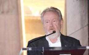 Ridley Scott será reconocido en el Festival de Venecia