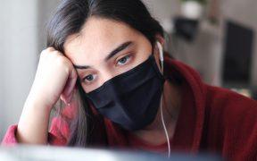 El 25% de los jóvenes en el mundo sufren depresión o ansiedad por la Covid-19, según estudio