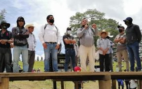 Habitantes de Pantelhó eligen en plebiscito a presidente municipal provisional